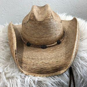 LONE STAR COWBOY HAT - LIKE NEW